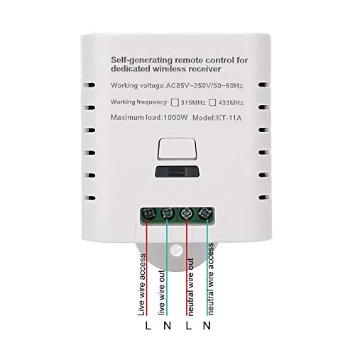 mando 433 mhz fabricante Taidda-