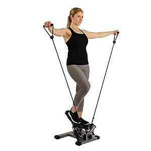 Sunny Health & Fitness Twist Stepper - NO. 045 (Renewed)