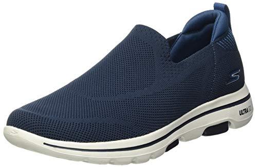 Skechers Go Walk 5 Ritical, Zapatillas Hombre, Azul...
