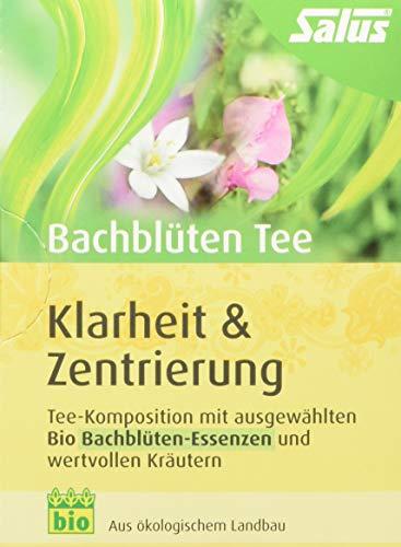 Salus Bachblüten Tee Klarheit und Zentrierung Bio 15 FB (1 x 30 g)