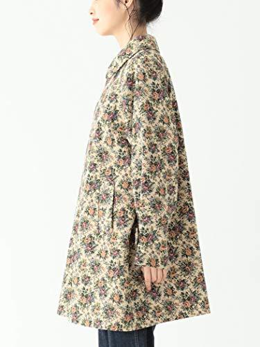 『[ビームスボーイ] コート ゴブラン バルマカーン コート レディース ベージュ Free Size』の5枚目の画像