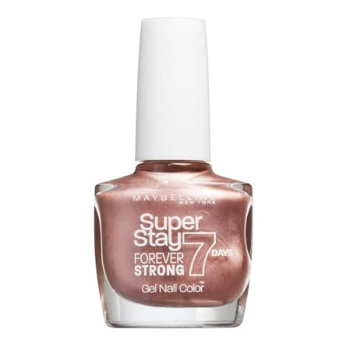 Maybelline SuperStay 7 Days Gel 19 Golden Brown Nail Color 10 ml