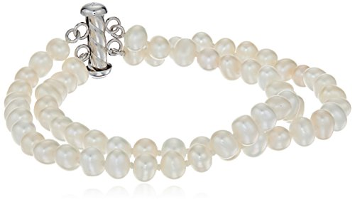 Freshwater Cultured Pearl Bracelet by GSI