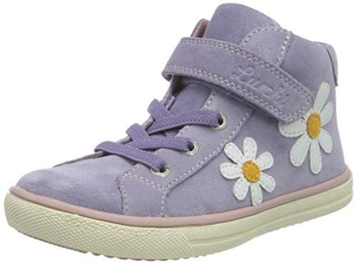 Lurchi SIBBI Sneaker, Lilac, 34 EU