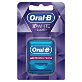 Oral-B - 3DWhite Luxe Blancheur Fil Dentaire - 35 m