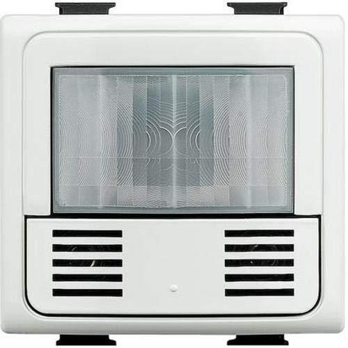 Bticino matix - Sensor ir+us 2,5a 2 módulos matix blanco