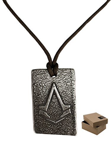 Ubi Workshop Assassin's Creed Syndicate The Rooks Necklace Official Ubisoft Collection