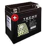 Tecno YTX14-BS Gel Batterie R 1200 GS 2004-2012