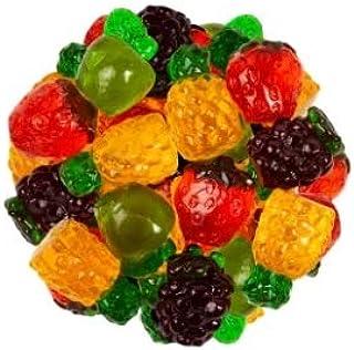 FirstChoiceCandy 3D Gummy (3D Gummy Fruit, 2 LB)