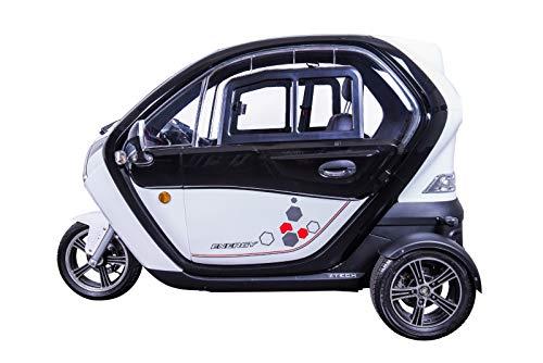 Elektromobil mit Kabine 2 Pers. 1500W Bild 4*