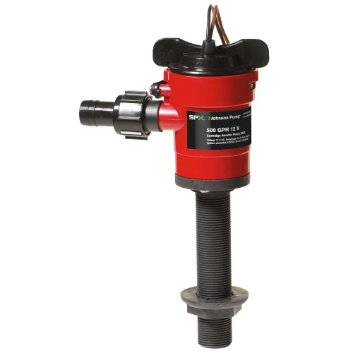 CART. Aerator Pump 500 GPH STR