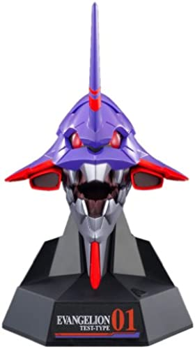 Evangelion 2.0  Head Collection Test-Type 01 Awakening Bust (You Can (Not) Advance)