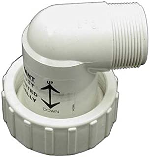 Hayward GLX-RJ-ELBOW RJ Return Jet Fitting Replacement for Hayward Goldline Aqua Trol Salt Chlorine Generators