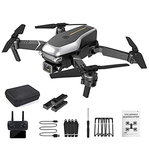 Drone QUANXI HJ-95 Com Câmera 1080P HD, 2.4ghz Mini Drone com função Voo sem cabeça Modo/Voo 3D /Auto Hover/Uma chave de decolagem,Simples, fácil de usar, Para crianças/iniciantes é o melhor