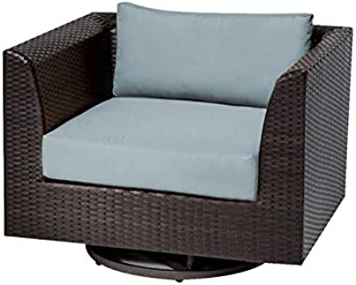 Amazon.com : Real Flame Mezzo Club Chairs in Taupe (Set of 2 ...