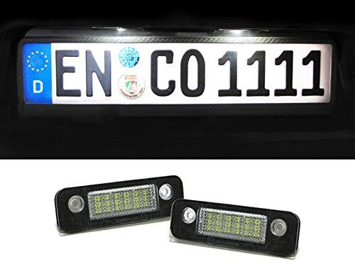 Tenzo-R 26218 LED Kennzeichenbeleuchtung weiß 6000K