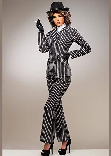 Magic Box Disfraz de Mujer Polly Gangster Style Peaky Blinders ...