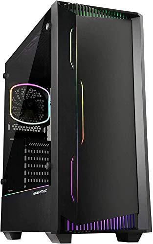 AVGPC Quiet Series Gaming PC Intel I5 9400F 6 Cores 4.1 GHz Turbo, 16GB DDR4, GeForce GTX 1660 TI 6GB, 240GB SSD, 2TB HDD, WiFi. Win 10 Pro