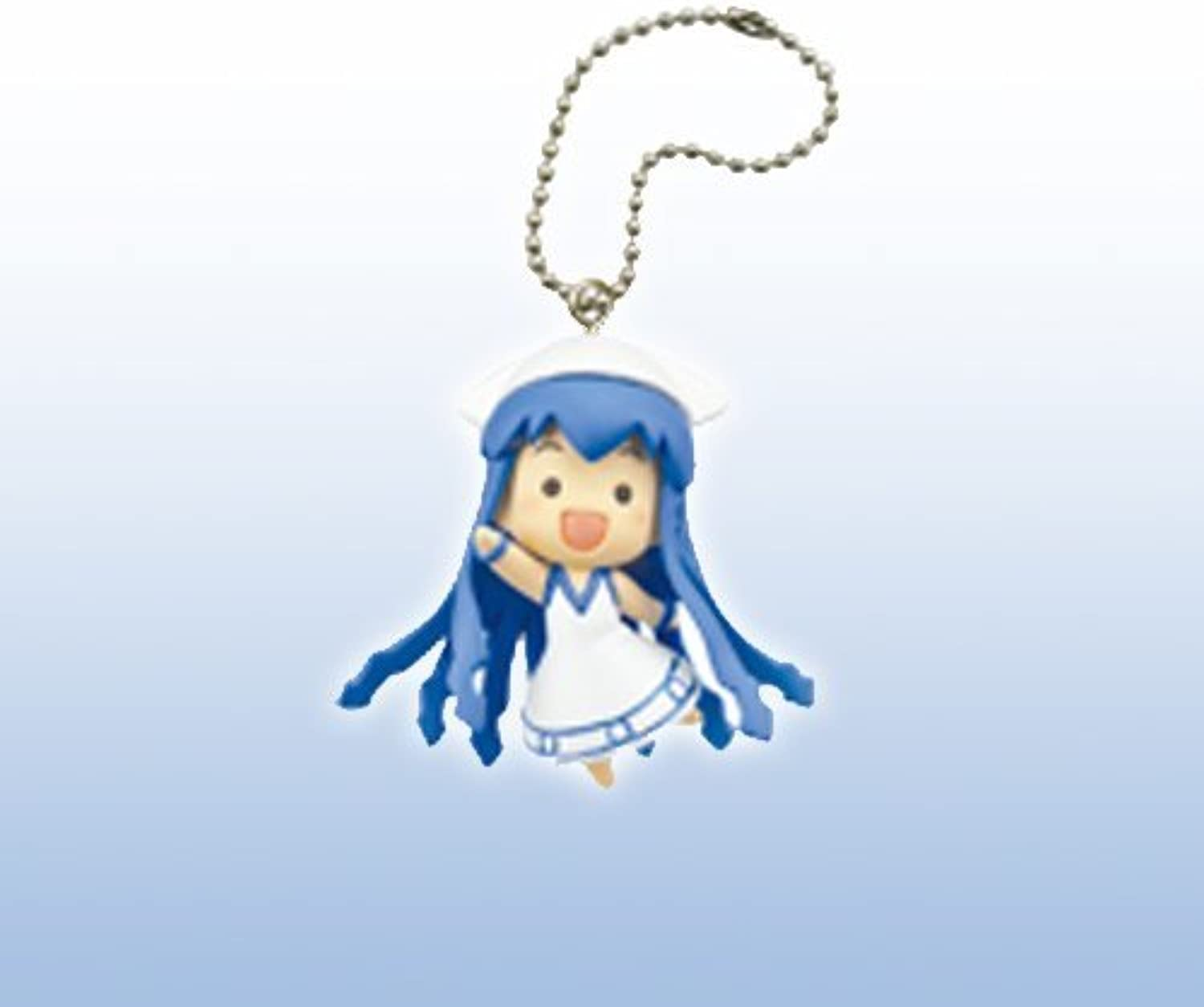 Tentacles in gashapon Gacha Miniika daughter figure mascot  Genki a Gesho single item Taito
