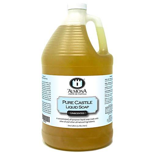 La Almona – Pure Castile Liquid Soap