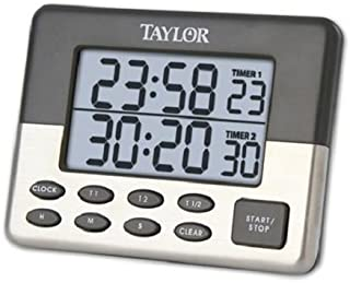 Taylor Precision Products Dual Event Timer