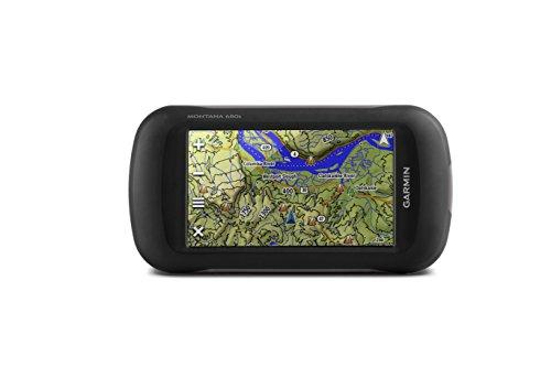 Garmin Montana 680t, Rugged GPS Touchscreen Naviagor With AU/NZ TOPO Maps and 8MP Camera