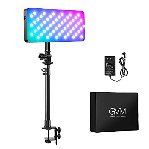GVM RGB LED Video Light Only $79.00 (Retail $119.00)