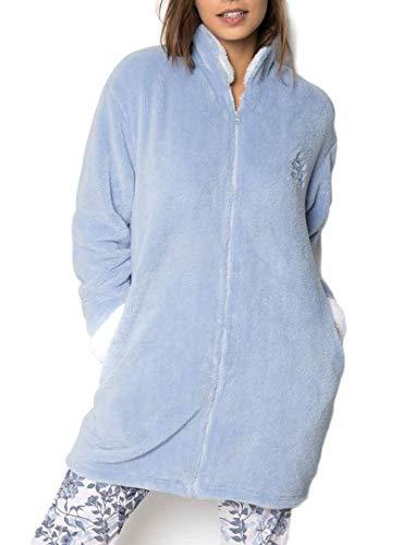 ADMAS - Bata Mujer CORALINA Mujer Color: Azul Talla: x-Large