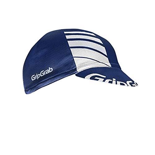 GripGrab Leichte Atmungsaktive Sommer Fahrrad Unterhelmmütze - UV-Schutz Mesh Kappe
