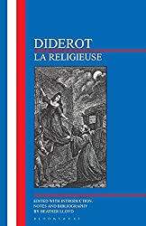 Book cover: The Nun (La Religieuse) by Denis Diderot