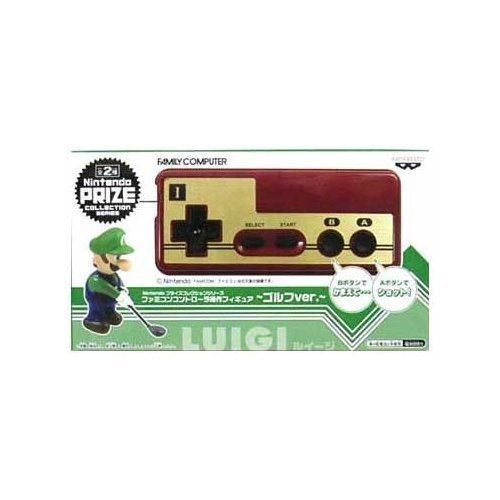 NINTENDO Preis Sammlung Serie NES Controller Betrieb Figur -. Golf ver ~ Luigi getrennt