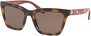 Coach HC8208 Square Sunglasses For Women+FREE Complimentary Eyewear Care Kit