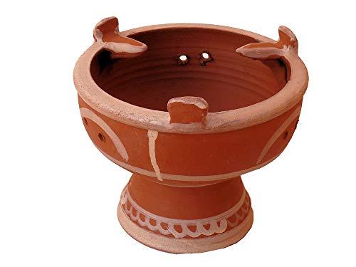 Marokkanische Tajine Stövchen Holzkohle Grill Majmar Ø 30 cm - 905795-0003