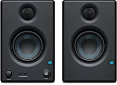 The reviews speak for themselves! The only true studio monitor for multimedia, gaming, watching movies, or producing your next hit Studio-quality industrial design. They look as great as they sound. Protection: RF interference, output-current limitin...