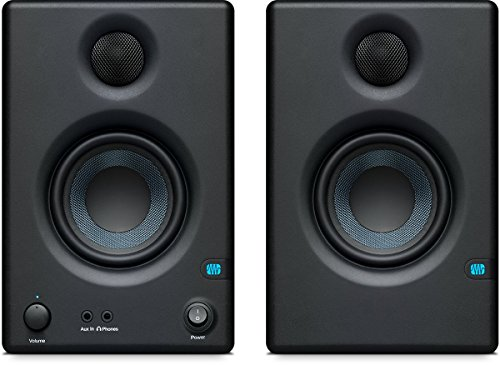 PreSonus Eris E3.5 - 2-way, High-Definition Active Studio Monitors (Pair)
