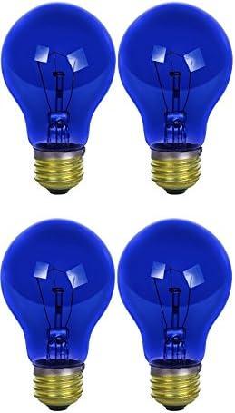 Sunlite 25A TB CD2 Incandescent Based Medium Color A19 Manufacturer direct delivery Finally resale start 25-Watt