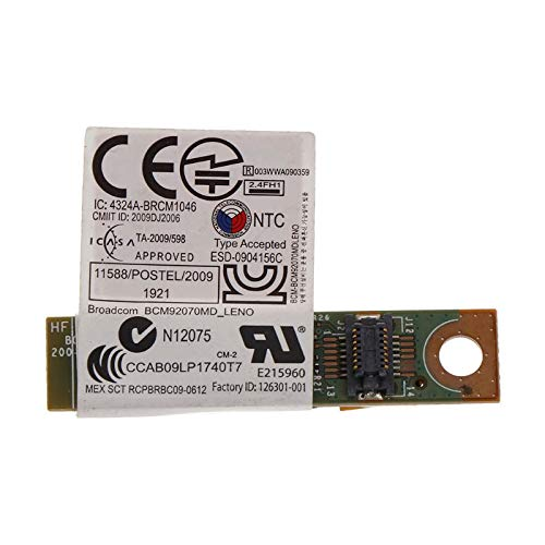 T420 X220 T520 W520 Genuine New Bluetooth Card BT3.0 FRU:60Y3271 For ThinkPad
