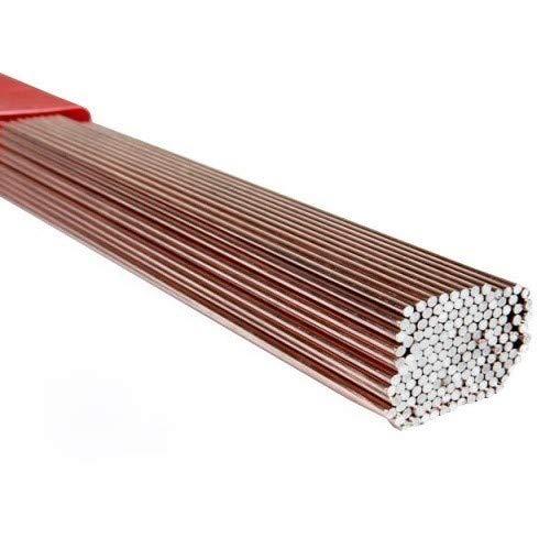 Varillas de soldadura TIG de acero MILD ER70S A18 1 m de longitud 1,6/2,4/3,2 mm (100, 1,6 mm)