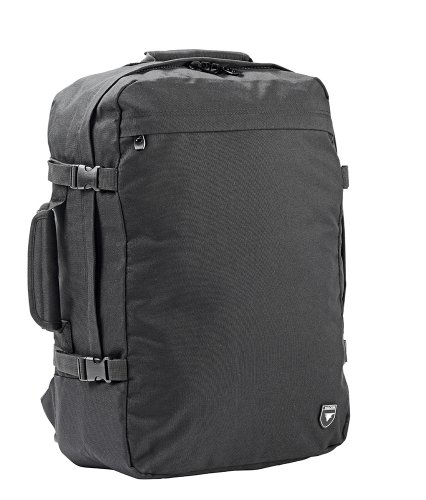 Falcon International Bags FI1005 Mochila Poliéster Negro -