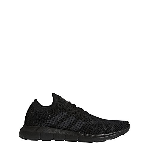 adidas Swift Run Primeknit Shoes Black (7)