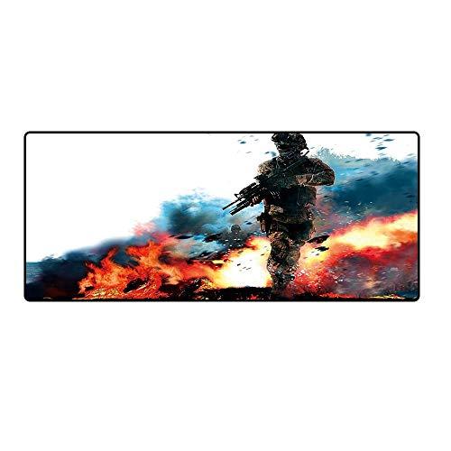 XZTXNL Warzone-Alfombrilla de ratón para Call of Duty, Accesorios para Videojuegos, Mini...