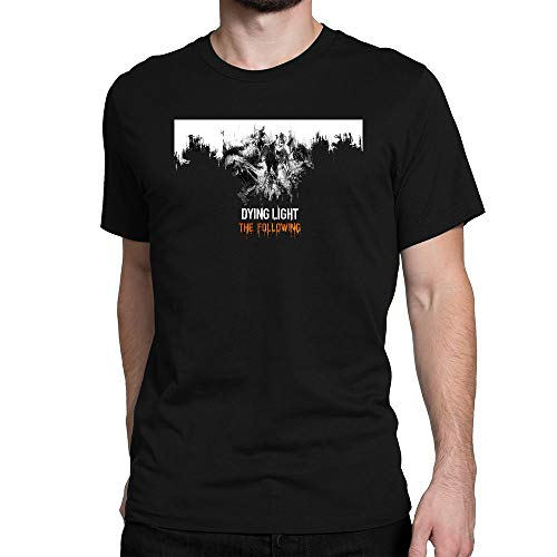 YIHAOWEIYE Herren Classic Dying Light Art T-Shirt Tee Tops