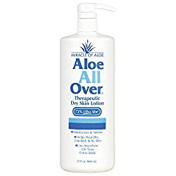Aloe All Over Athlete's Foot Cream and More