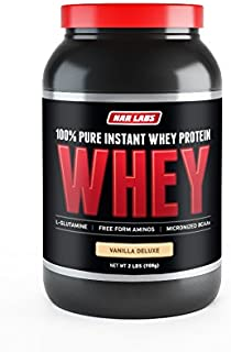 NAR LABS PURE INSTANT WHEY PROTEIN 2 POUNDS (Chocolate Deluxe)