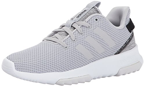 adidas NEO Women's Cf Racer Tr W Road-Running-Shoes,GREY TWO/GREY TWO/BLACK,5.5 Medium US