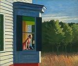 Berkin Arts Edward Hopper Giclee Auf Leinwand