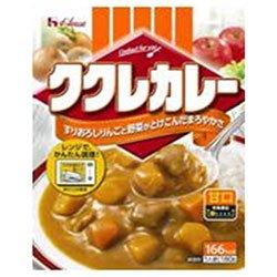 ハウス食品 ククレカレー 甘口 180g×30個入×(2ケース)