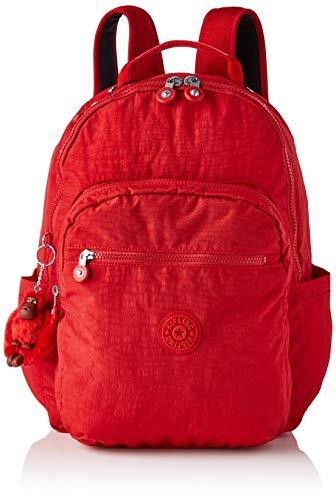 Kipling Backpacks SEOUL Cherry Tonal