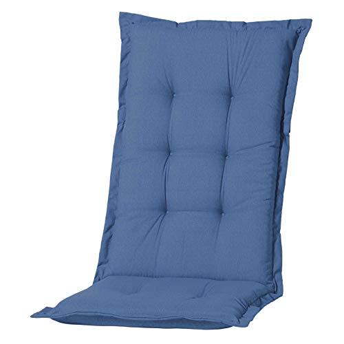 Coussin pour fauteuil à dossier bas Basic kobalt 2015