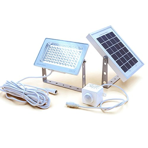 Guardian 580X Solar Security Floodlight with...